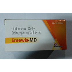 Ondansetron Orally Disintegrating Tablets IP