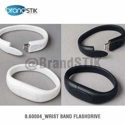 Wrist Band Flash Drive