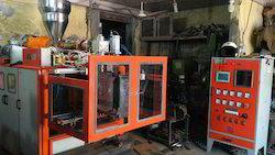 Double Color Blow Molding Machine