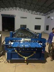 Double Track Roll Forming Machine