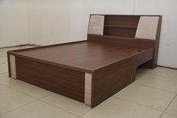 Luxury Wooden Bed