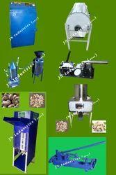 Cashew Processing Machine