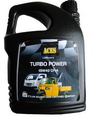 Engine Oil 15 W40 CF-4 Turbo Power