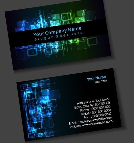 digital business cards - Digital Business Card