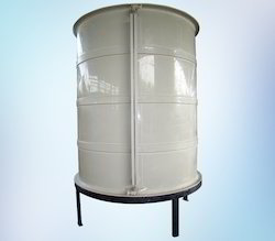 Storage Tank With Custom Accessories