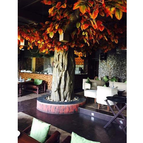 Artificial Banyan Tree for Varanda Restaurant