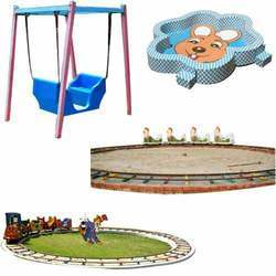 Fiber Play Equipment For Amusement Park