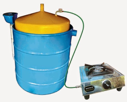 Biogas Plants - Industrial Bio Gas Plants Manufacturer from Chennai