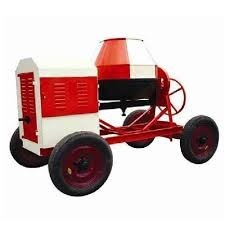 Full Bag Concrete Mixer without Hopper Electric Operated
