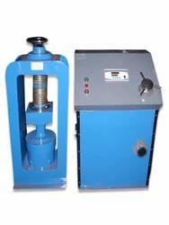 Compression Testing Machine Digital Operated- 1000 KN