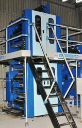 4 Color Web Offset Printing Machine
