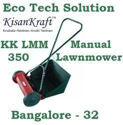KK-LMM-350 Manual Lawnmower / Hand Lawnmower