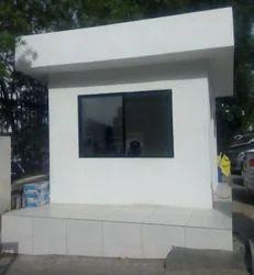 Portable Concrete Security Cabin