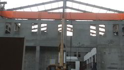 EOT Crane Erection and Commissioning