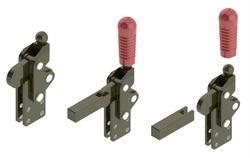 H.V. Series Toggle Clamps-Base Straight