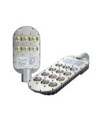 syska white aluminium square led light sskst60
