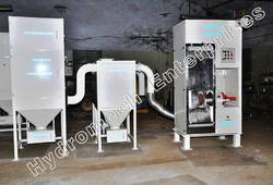 Buffing Machine for Automobile Industry
