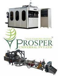 P-700L Plastic Sheet Extrusion Machine