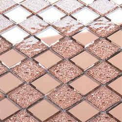 Glass Mosaic Tiles For Interior Home