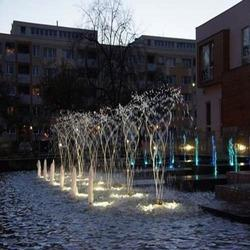 Dancing Fountains for Apartments