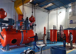 Acetylene Gas Factory Plant