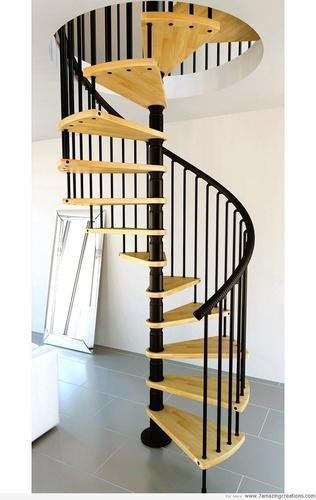Bon Spiral Stair Case