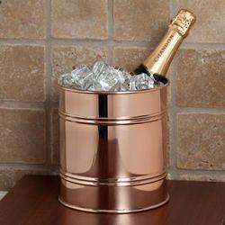 Gold/ Copper Ice Bucket