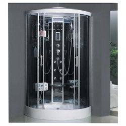 Steam Room With Shower Spray