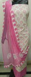Aaditri Embroidered Dress Material