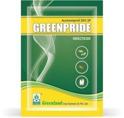 Acetamiprid 20 SP Greenpride