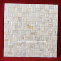 White Mother of Pearl Tile