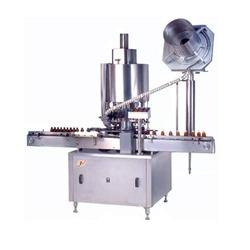 Capping & Sealing Machine