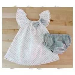 Infant Cotton Dresses