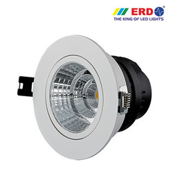 5W LED COB Spotlight Round