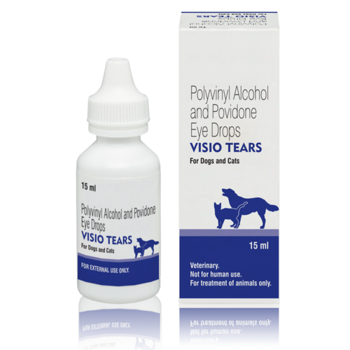 Polyvinyl Alcohol and Povidone Eye Drops