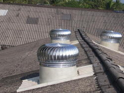 Air Roof Turbo Ventilators