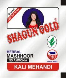 Herbal Mashhoor Kali Mehndi