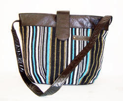 Fabric Leather Bags