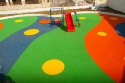 Children Playground Areas Flooring