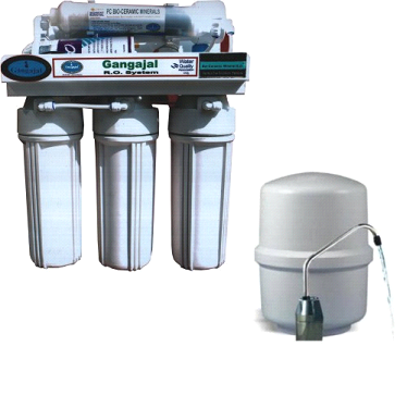 GJ Silver (RO UF) Water Purifiers