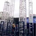 Aluminum Telescopic Self Supporting Ladder