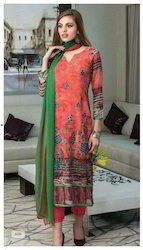 Fancy Georgette Salwar Kameez