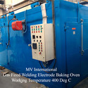 Gas Fired Electrode Baking Oven
