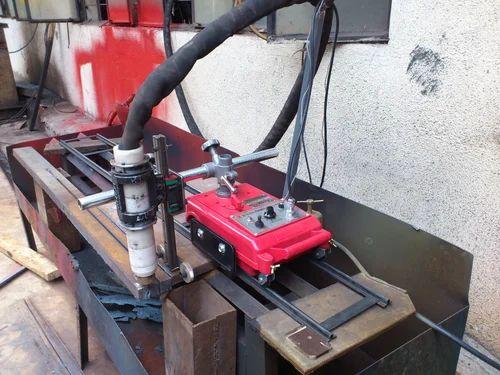 Plasma Trolley Cutting Machine