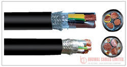 High Temperature Rubber Cables