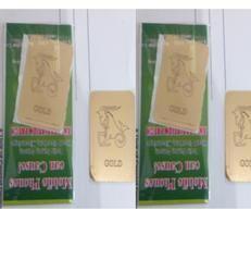 Anti Radiation Golden Patch