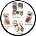 Agricultural Soil Testing Kit - (SIASTK-01)
