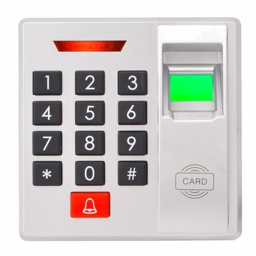 Z70 Fingerprint Based Standalone Access Control System