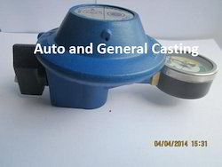 Kosan Type Single Lock Pressure Gauge Regulators
