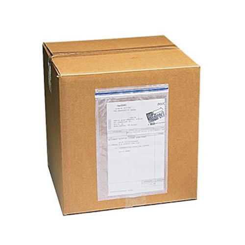 Clear Packing List Envelope
